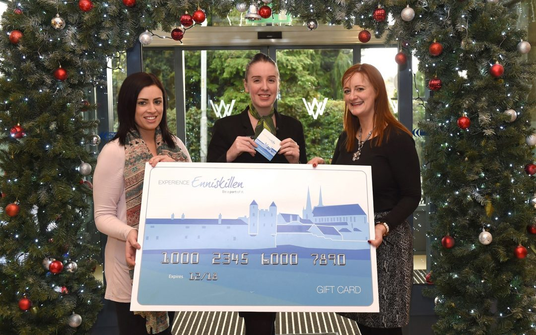 Enniskillen Gift Card Winner