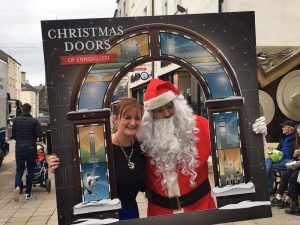 Enniskillen BID supports Christmas Launch