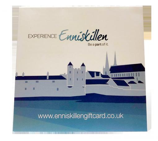 Enniskillen Gift Card Holder
